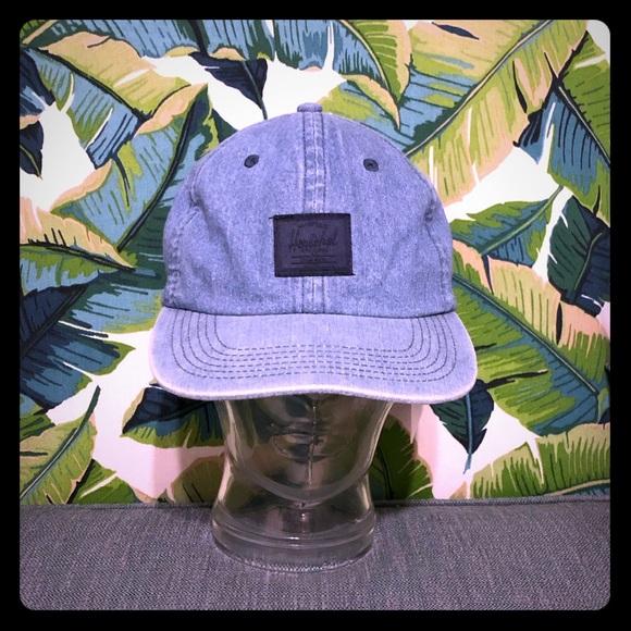 Herschel Supply Company Other - New Herschel Albert / baseball denim cap /hat